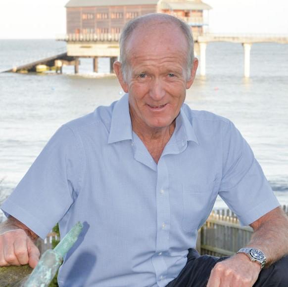 Martin Woodward MBE