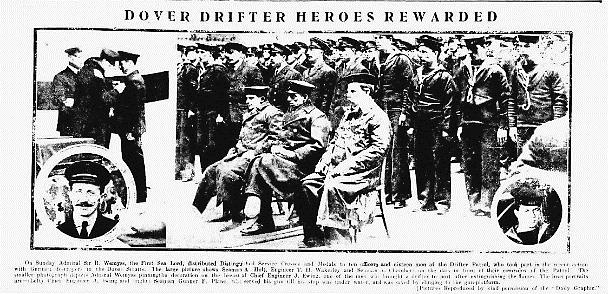 first world war bravery awards medal awards