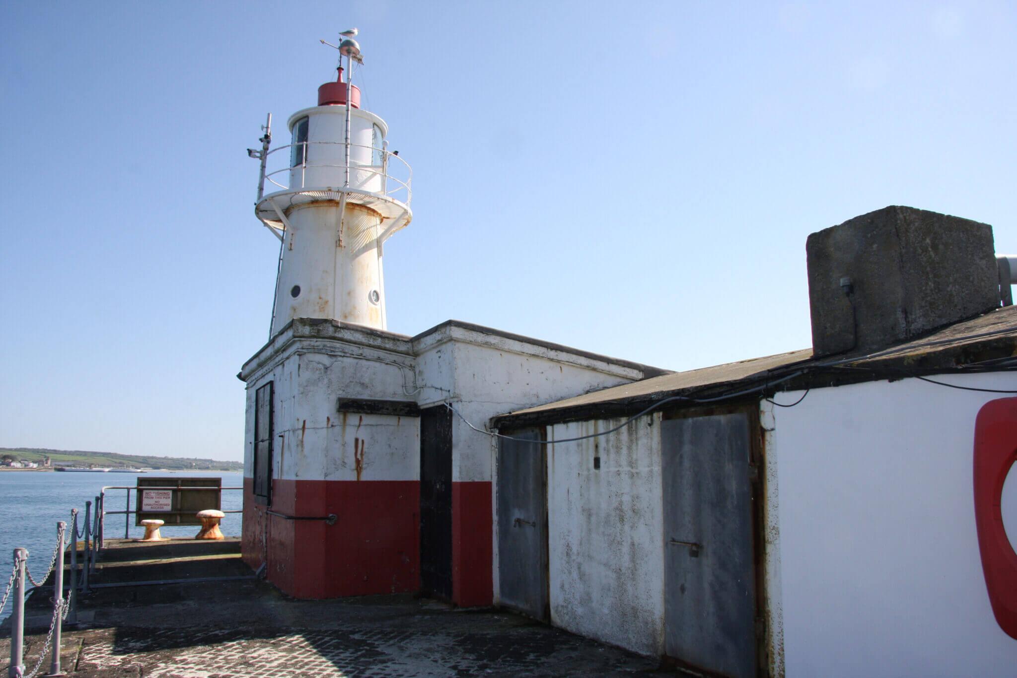 newlyn ordnance observation tower